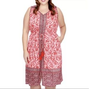 Lucky Brand Dress NWT Plus